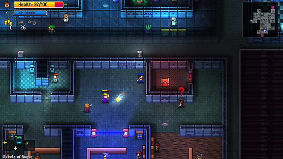 Streets of Rogue - Screenshot INDEX