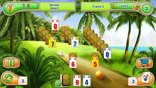 Strike Solitaire 2 Screenshot 4