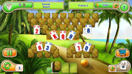 Strike Solitaire 2 Trailer Screenshot
