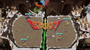 Strikers Edge Screenshot 3