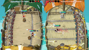 Strikers Edge Screenshot 5