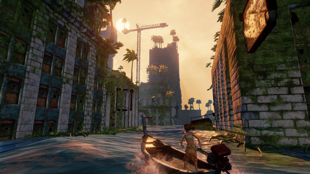 Submerged Game   PS4 - PlayStation