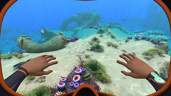 Subnautica screenshot