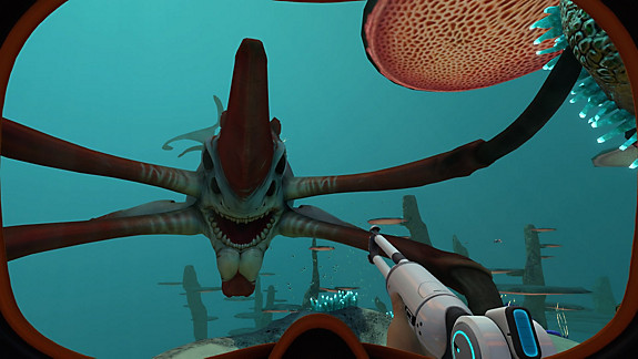 Subnautica - Screenshot INDEX