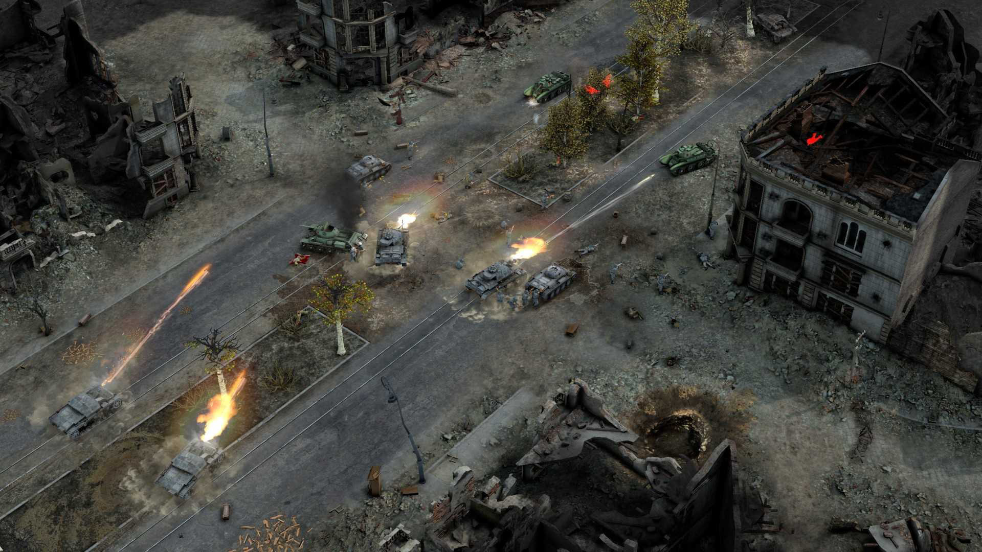 Sudden Strike 4 - Road To Dunkirk Download Free