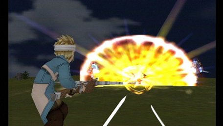 Suikoden III Trailer Screenshot