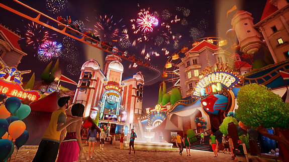 Summer Funland - Screenshot INDEX