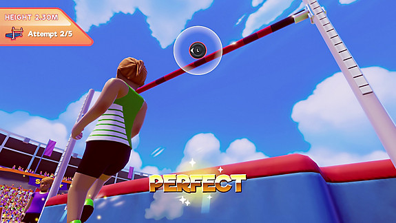 Summer Sports Games - Screenshot INDEX