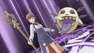 Summon Night 6: Lost Borders Screenshot 2
