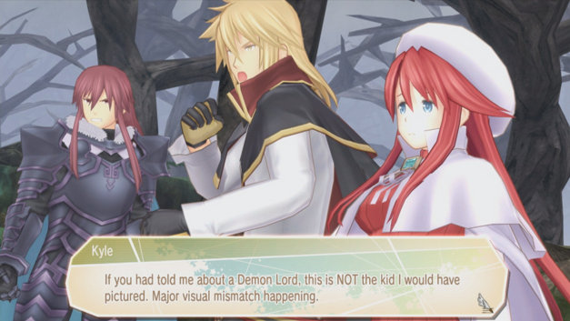 Summon Night 6: Lost Borders Screenshot 13