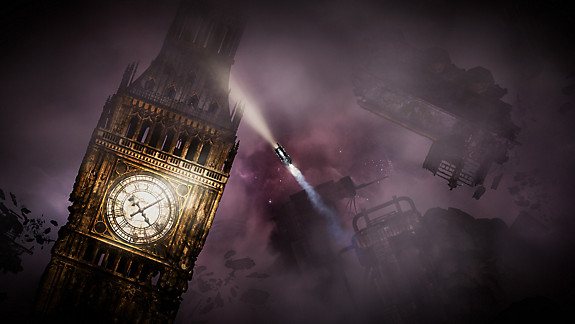 Sunless Skies: Sovereign Edition - Screenshot INDEX