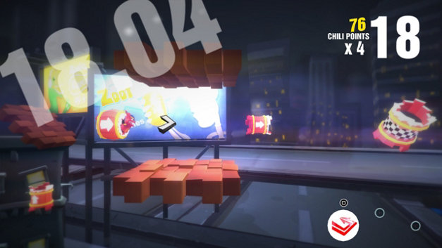SUPER BLAST DELUXE Screenshot 1
