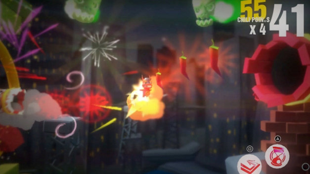 SUPER BLAST DELUXE Screenshot 4