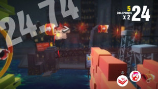 SUPER BLAST DELUXE Screenshot 3