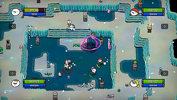 Super Cane Magic ZERO - Screenshot INDEX