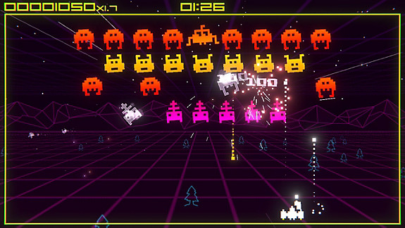 Super Destronaut DX - Screenshot INDEX