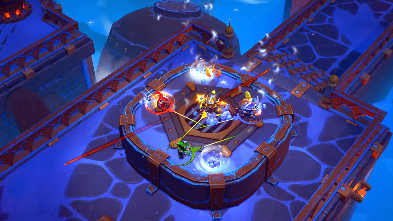 Super Dungeon Bros Game Ps4 Playstation Sony Screenshot 3