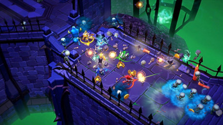 Super Dungeon Bros Trailer Screenshot