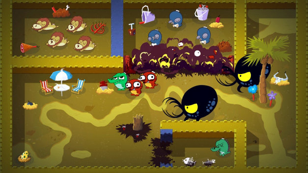 Super Exploding Zoo Screenshot 7