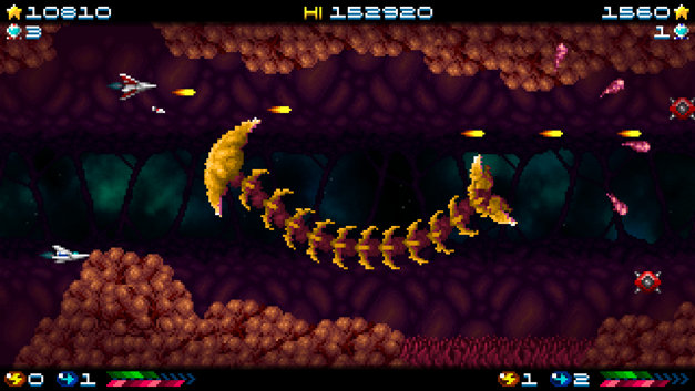 Super Hydorah Screenshot 1