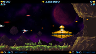 Super Hydorah Screenshot 2