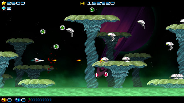 Super Hydorah Screenshot 4