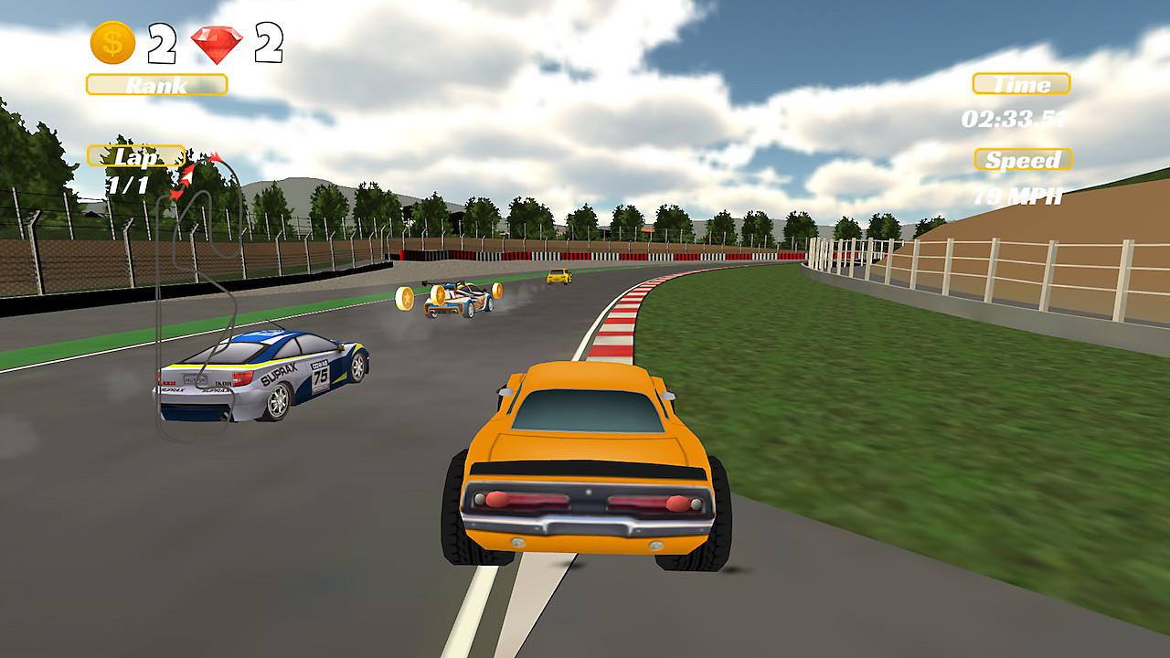 Super Kids Racing Game Ps4 Playstation