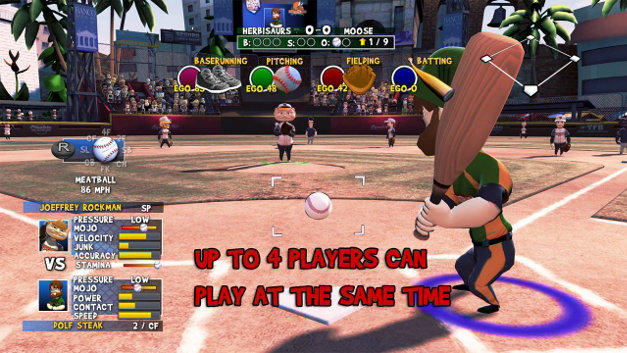 Super Mega Baseball Screenshot 1