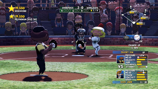 Super Mega Baseball Screenshot 4