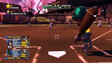 Super Mega Baseball Trailer Screenshot