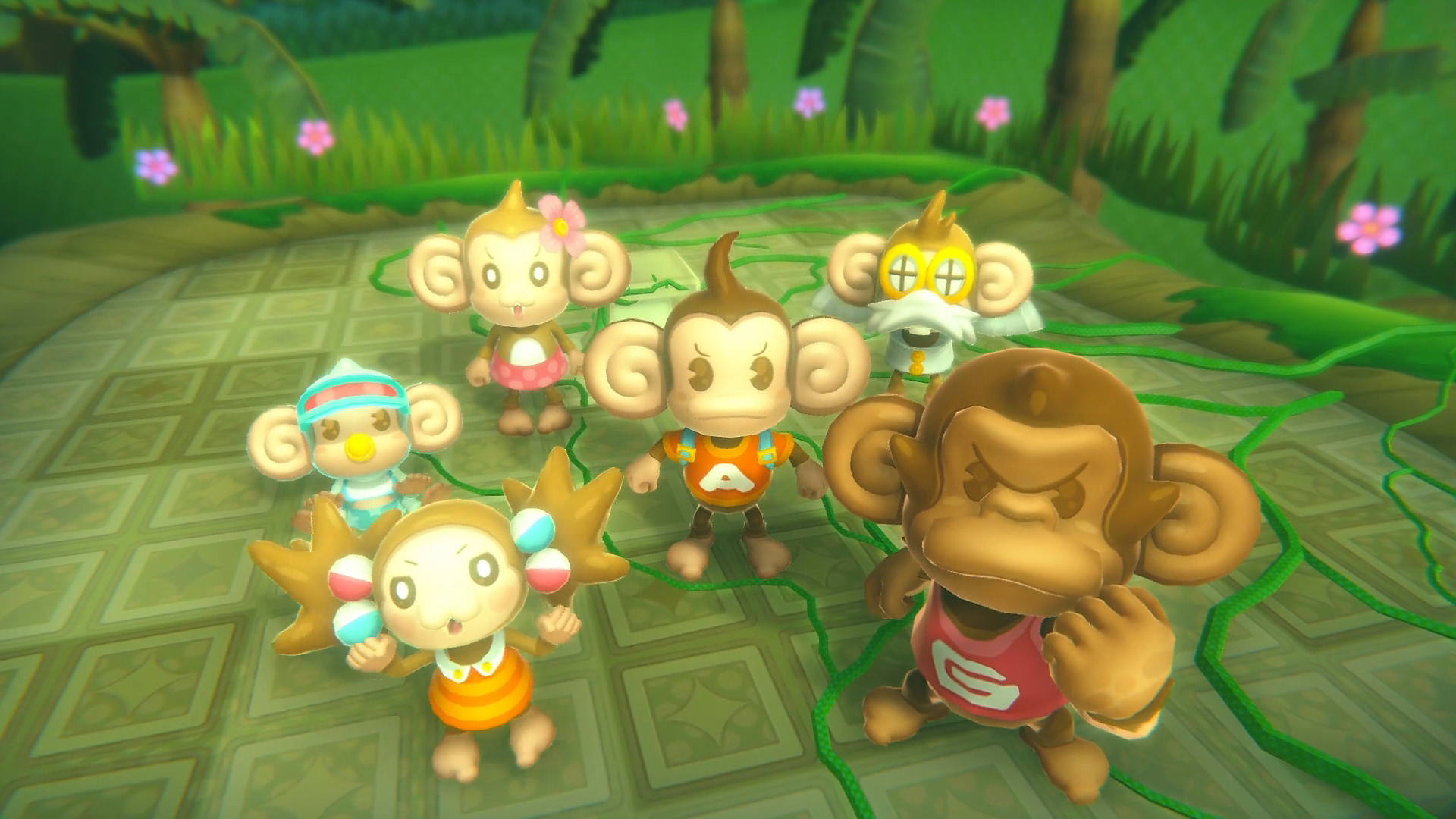 Jeu Super Monkey Ball: Banana Blitz HD