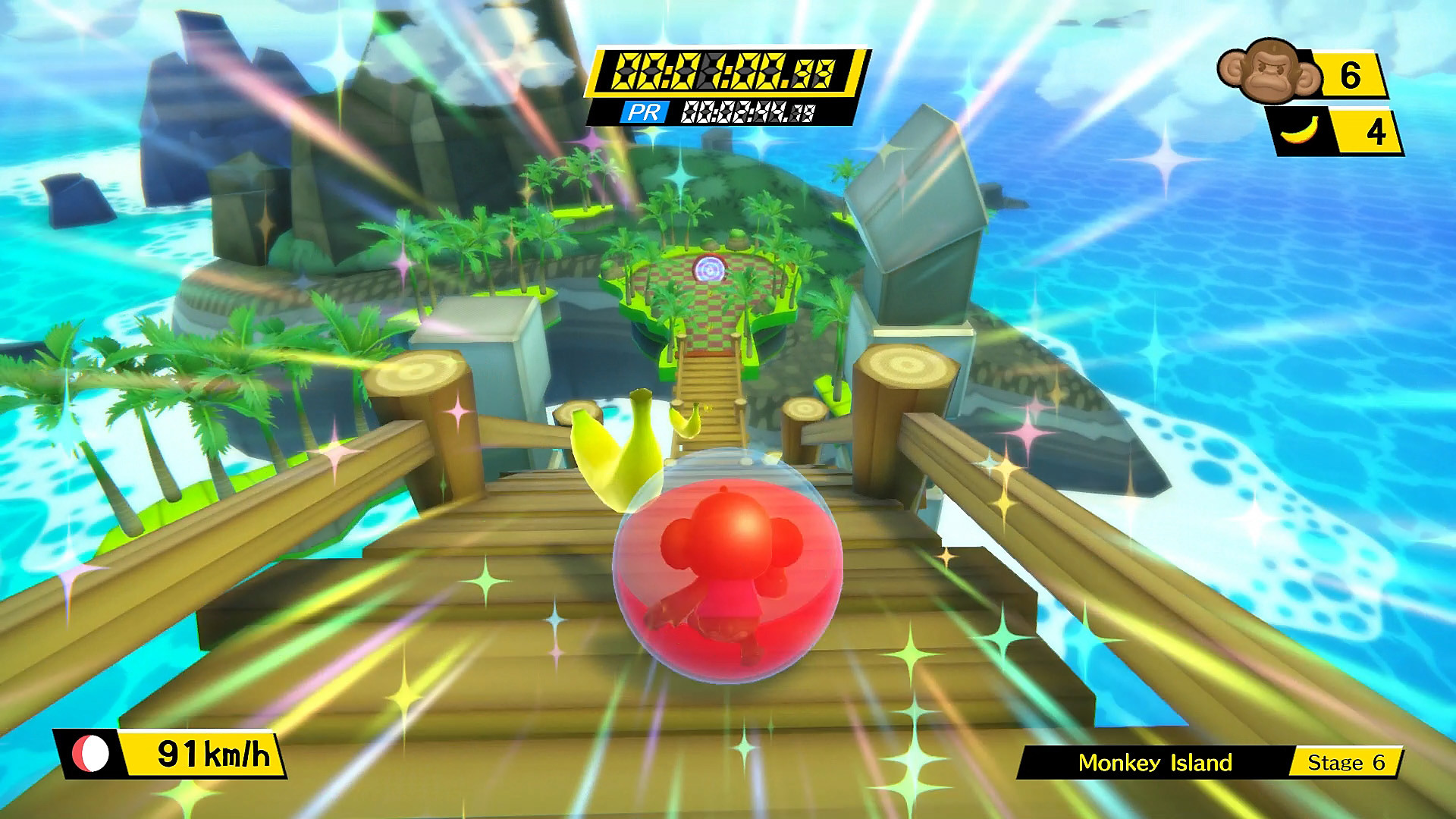 Super Monkey Ball: Banana Blitz HD Game - PS4 - PlayStation