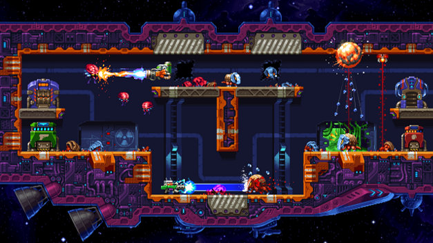 Super Mutant Alien Assault Screenshot 1
