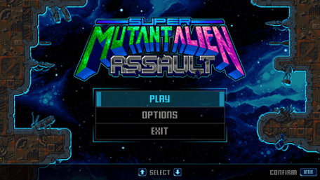 Super Mutant Alien Assault Trailer Screenshot