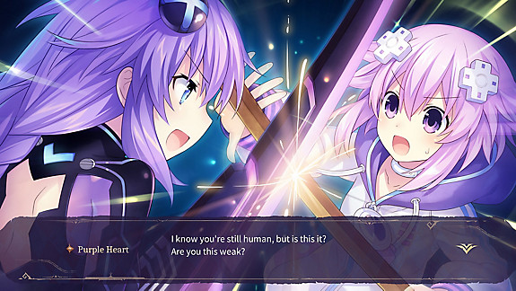 Super Neptunia RPG - Screenshot INDEX