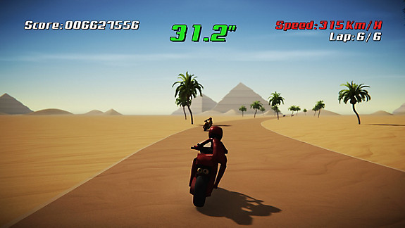 Super Night Riders screenshot