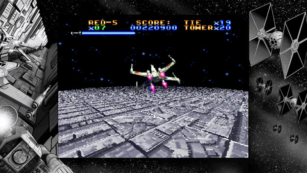 Super Star Wars Screenshot 1