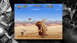 Super Star Wars Screenshot 5
