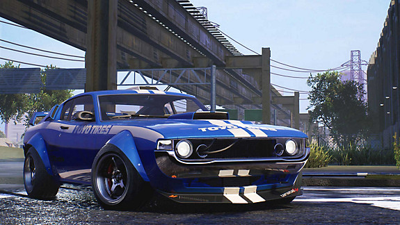 Super Street: The Game screenshot