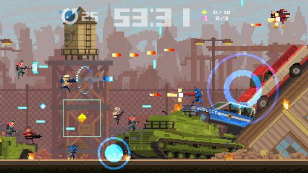 Super Time Force Ultra Screenshot 1