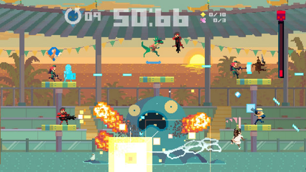 Super Time Force Ultra Screenshot 4