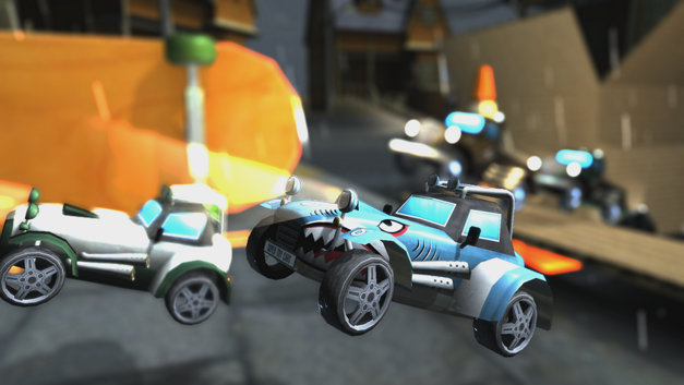Super Toy Cars Screenshot 28