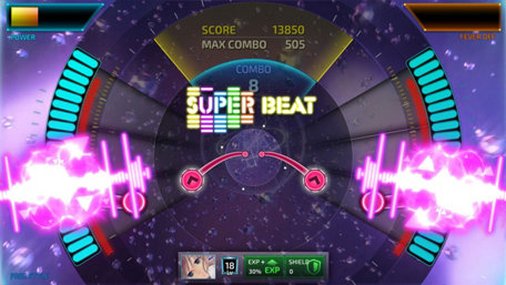 SUPERBEAT: XONiC Trailer Screenshot