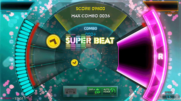 SUPERBEAT: XONiC Screenshot 4