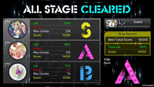 SUPERBEAT: XONiC Screenshot 6
