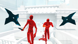 SUPERHOT VR Screenshot 2