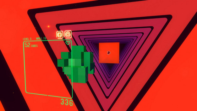 SUPERHYPERCUBE Screenshot 1
