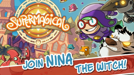 Supermagical Trailer Screenshot