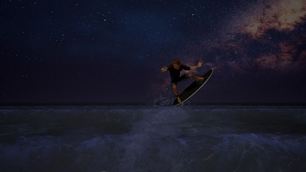 Surf World Series Screenshot 1