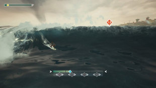 Surf World Series Screenshot 3